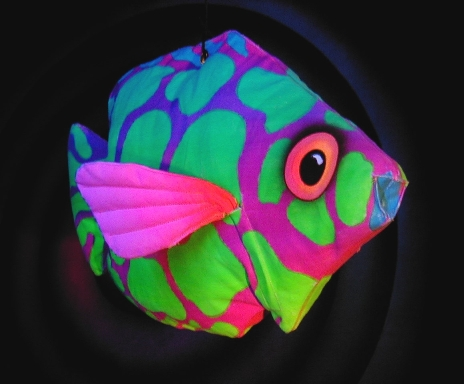3d fluoro tropical fish for Cool tropical fish